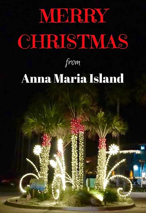 Merry Christmas Anna Maria Island