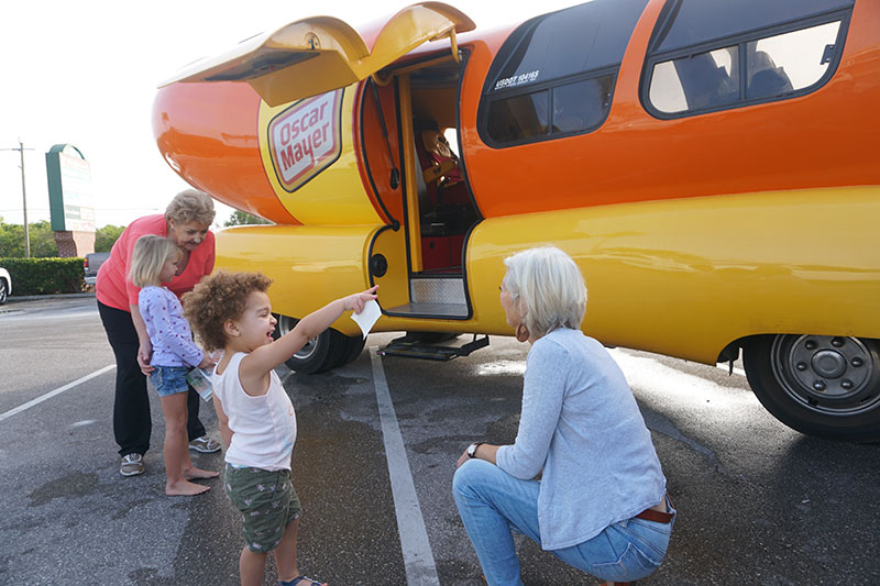 OscarMayer Wiener Mobile