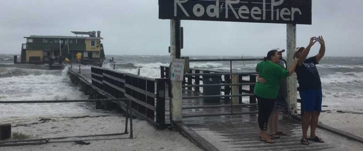 Tropical Storm Emily drenches Anna Maria Island