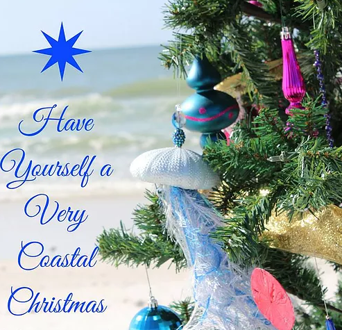 Coastal Christmas - Anna Maria Island
