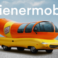 OscarMayer Wiener Mobile Visits Anna Maria Island