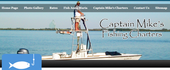 Anna Maria Island Fishing with Captain Mike's Fishing Charters