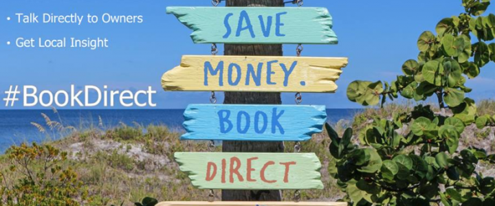 2nd Annual #BookDirect Day – Feb. 6, 2019